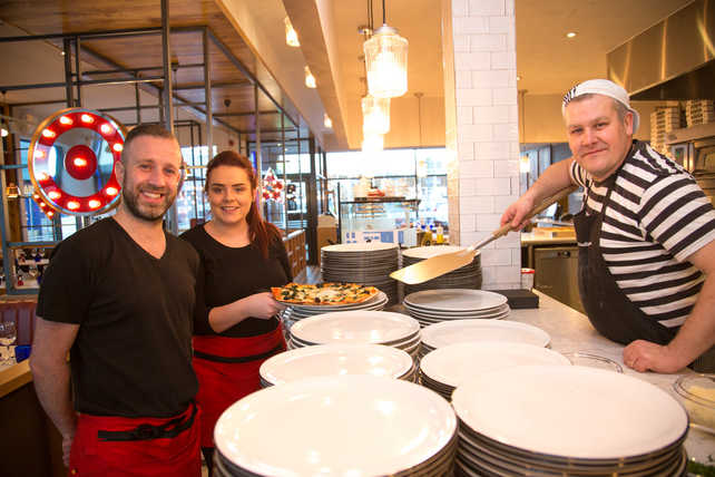 Pizzaexpress Bakes Into Walsall With New Restaurant Opening