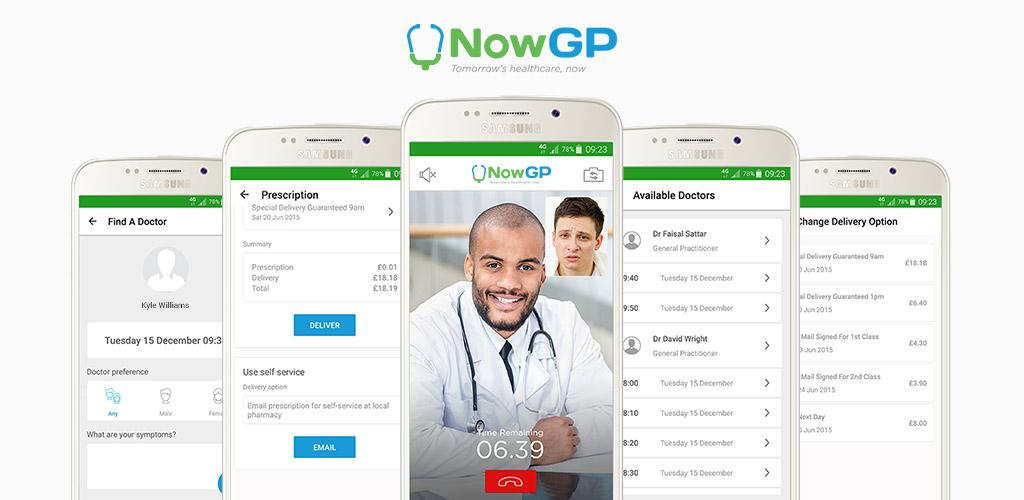 now gp app