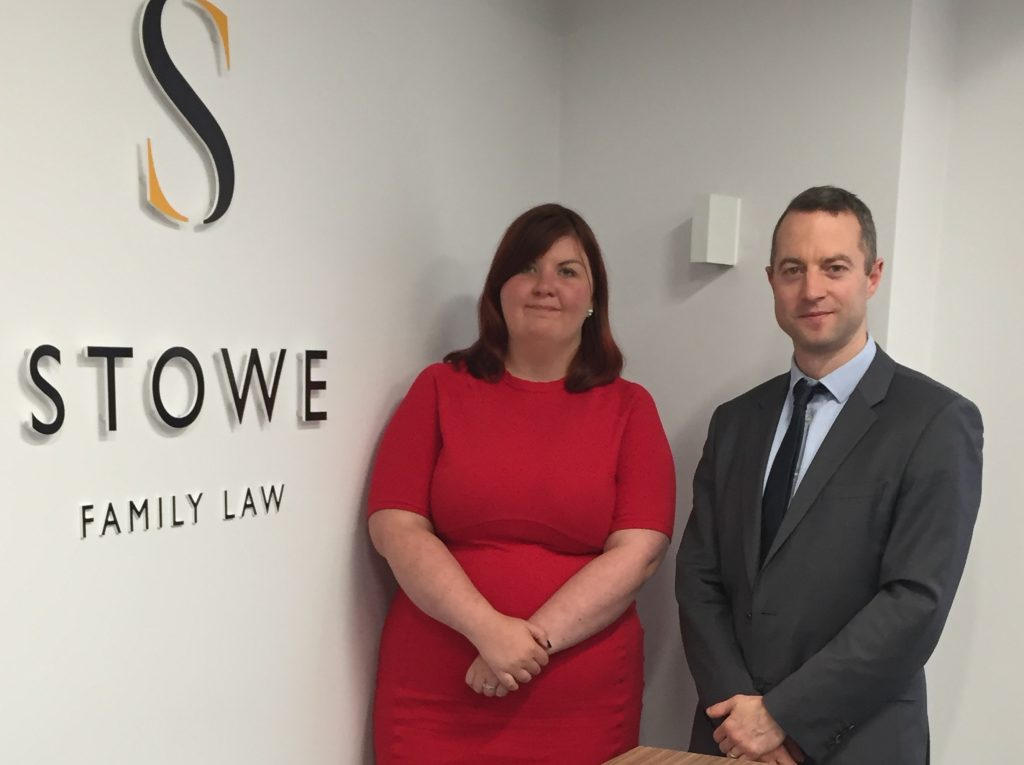 Rachel Darrell, Solicitor and Gareth Curtis, Managing Partner