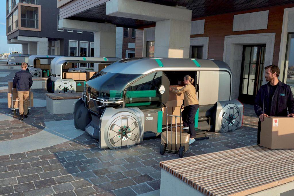 Renault EZ-PRO Concept (1)