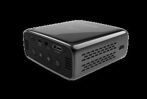 The Philips PicoPix Micro Projector Back