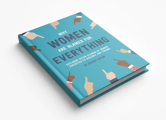New book explains the reason why women are blamed for everything