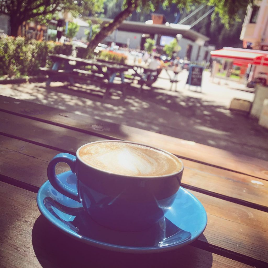 cafe bluebird