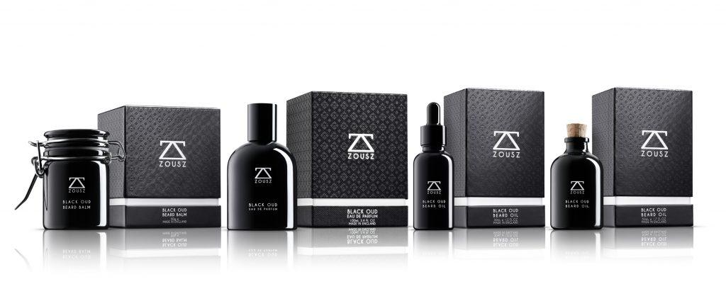 ZOUSZ Luxury Men's Grooming Range