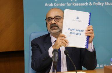 Director of the Arab Opinion Index Mohammad Al Masri